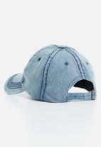 Joy Collectables - Don denim cap - blue