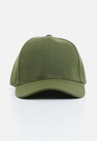 Joy Collectables - Ryan basic cap - khaki green