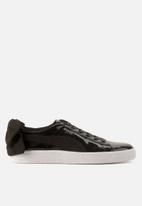PUMA - Basket bow - black