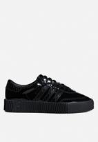 adidas Originals - Sambrose - black/active purple