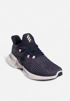 adidas Performance - Alphabounce Instinct -legend ink/true pink/orchid tint