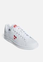 adidas Originals - Stan Smith - white/active red