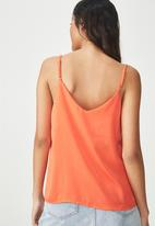 Cotton On - Astrid cami - orange