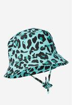 Cotton On - Baby bucket hat - blue & black