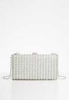 Joy Collectables - Detailed purse - off white