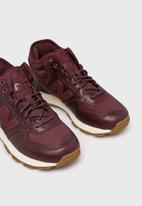 New Balance  - 574 Classic - burgundy