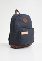 RVCA - Schooled back pack - navy