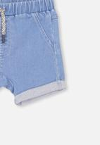 Cotton On - Phillip short - blue