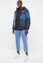 Nike - NSW syn fill jacket - blue