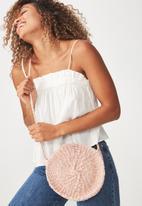 Cotton On - Summer circle bag - pink