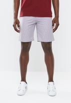 Pringle of Scotland - Drake shorts - multi