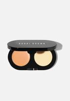 BOBBI BROWN - Creamy concealer kit - warm natural