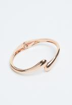 Joy Collectables - Dainty bangle - rose gold