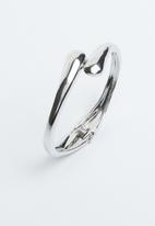 Joy Collectables - Dainty bangle - silver