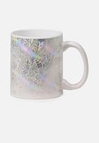 Typo - Anytime mug - silver