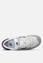 New Balance  - 574 Classic - white
