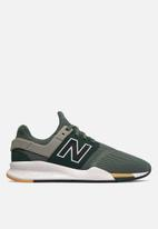 New Balance  - 247 Urban energy - green