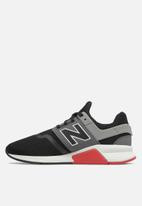 New Balance  - 247 Urban energy - black