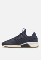 New Balance  - 247 Leather pack - navy