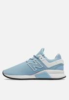 New Balance  - 247 N lock - blue