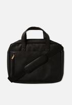 Typo - Take charge laptop bag 15 inch - black