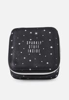 Typo - Jewellery wallet - black