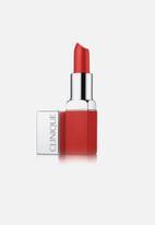 Clinique - Clinique pop matte colour + primer - ruby pop
