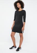 ONLY - Brilliant 3/4 dress - black & white