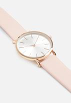 Joy Collectables - Fashion watch - pink