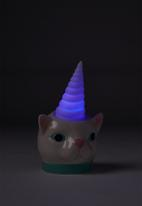 Typo - Mini ceramic novelty light - multi