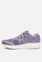 Saucony Running - Saucony Ride ISO - purple shade