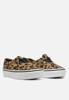 3b72dbc6531e Authentic Platform 2.0 - VA3AV8RSO - (Fuzzy) leopard true white Vans ...