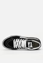 Vans - SK8-Hi Platform 2.0 - black/true white