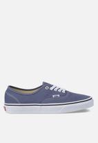 Vans - Authentic  - grisaille/true white