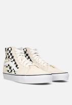 Vans - SK8-Hi - classic white/true white
