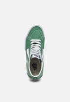 Vans - SK8-Hi - deep grass green/true white
