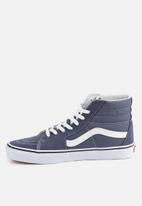 Vans - SK8-Hi - grisaille/true white