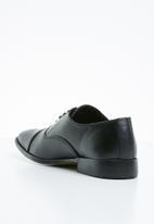 Superbalist - Lenny leather oxford - black