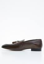 Superbalist - Jaymes leather loafer - brown