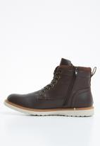 Superbalist - Jean hiker boot - brown