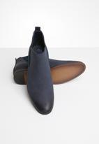 Gino Paoli - Hector chelsea boot - navy