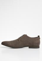 Gino Paoli - Nicholl casual derby - brown
