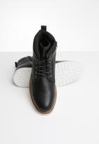 Superbalist - Jean hiker boot - black