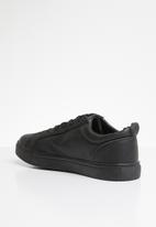 Brave Soul - Oscar crackled sneakers - black