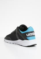 Umbro - Umbro vantage - black caribbean sea & white