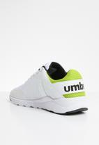 Umbro - Umbro vantage - white acid lime & black