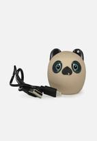 Typo - Animal speaker - blown & black
