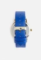basicthread - Justin watch - blue