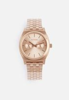 Nixon - Time teller deluxe - rose gold