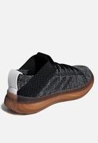 adidas Performance - PureBOOST trainer - black/solid grey